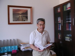 胡景北教授